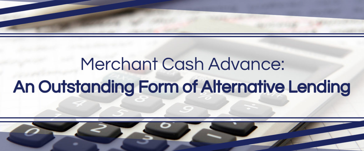 merchant cash advance alternative lending