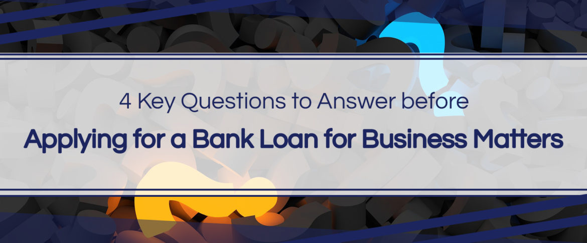 bank loan for business