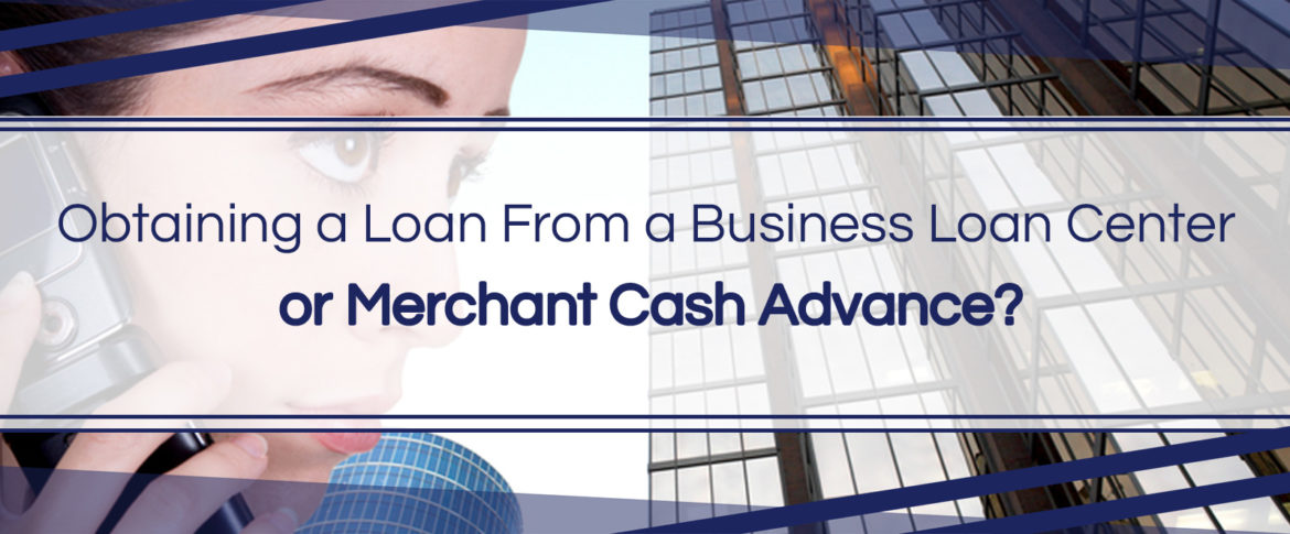 business loan center