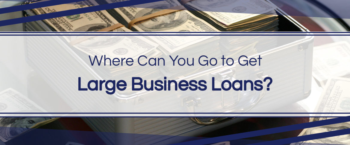 large business loan